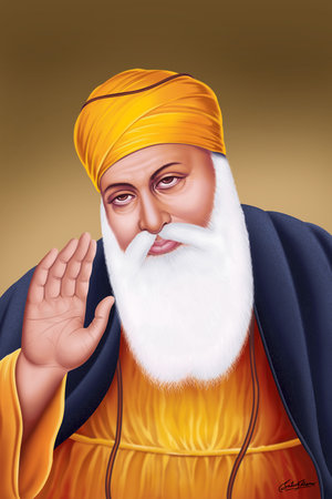 how to ask for god sikhism