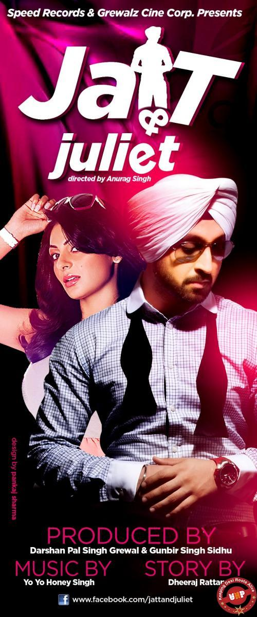 Jatt & Juliet | Full Movie | Diljit Dosanjh | Neeru Bajwa ...