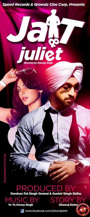Jatt and Juliet Movie Songs Free Download
